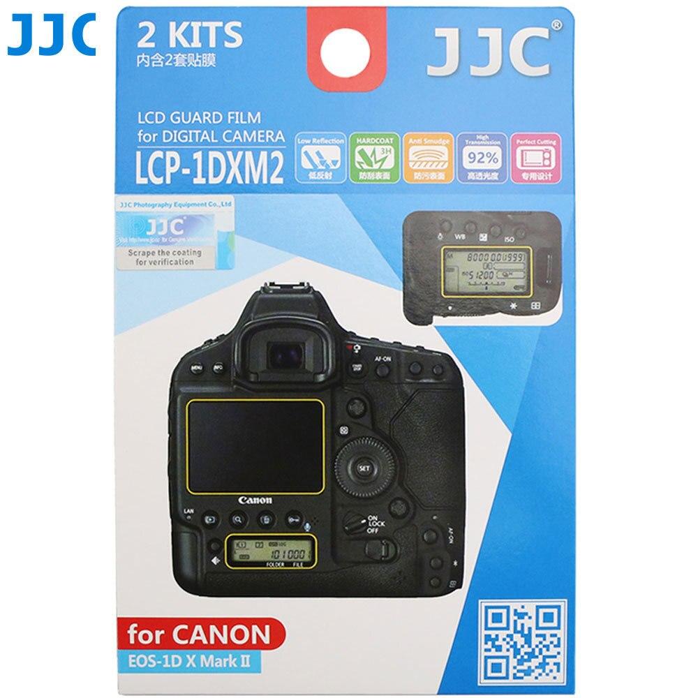 D3400 D3500 Jjc LCP-D3300 LCD Film protector Protector de pantalla cubierta para Nikon D3300