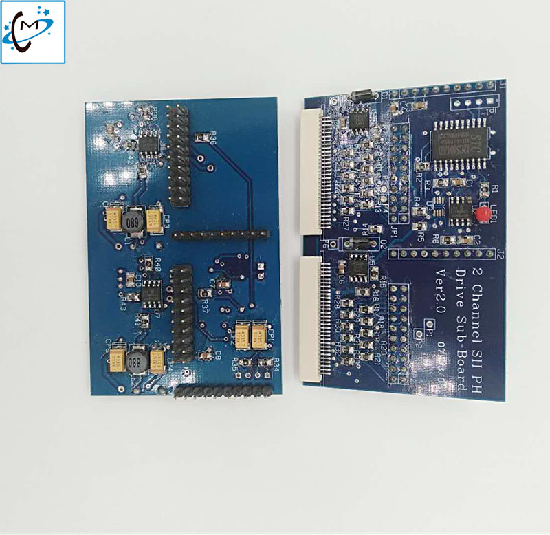 High quality !!! Spt 510 printhead connect board PCI transfer card for Infinity 3208 3206 eco solvent plotter optical card inkjet printer infinity challenger fy 3206 fy 3208 fy 3278 phaeton io board for seiko 510 usb io card