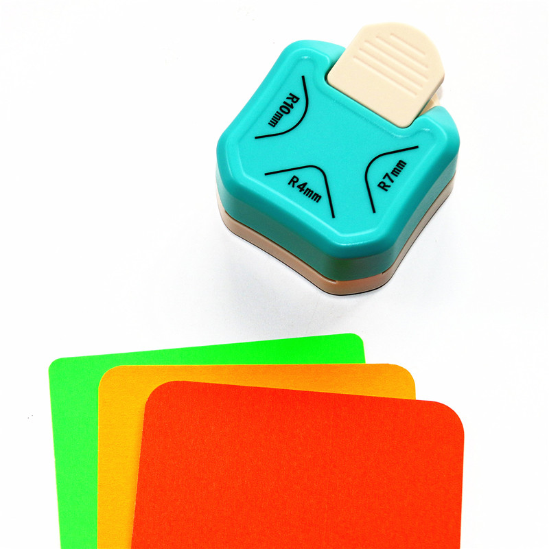 New Arrival 4mm 7mm 10mm Corner Rounder border punch corner punch scrapbooking for DIY handmade crafts