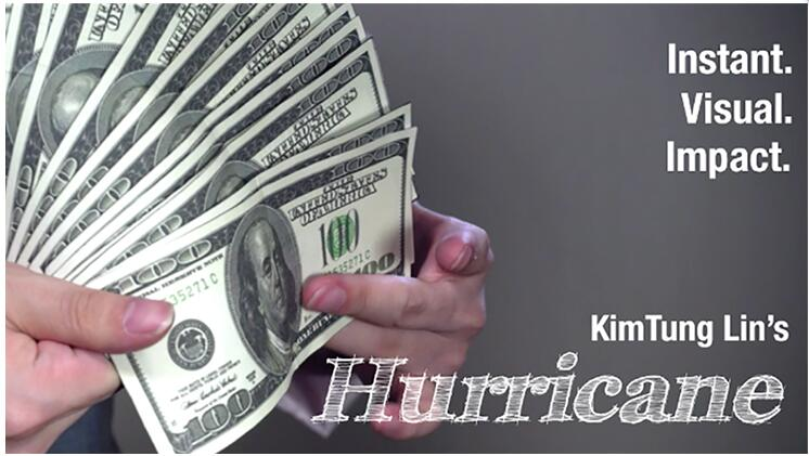 Hurricane - Kim Tung Lin-magic