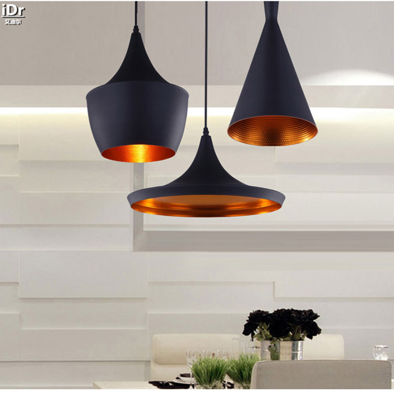 ФОТО Nordic Light meals three instruments ABC American Bar Cafe Retro lamp lights Pendant Lights  Rmy-0236