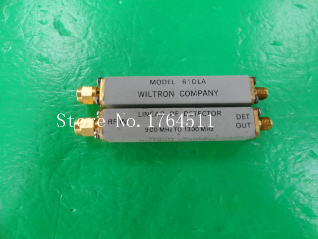 [BELLA] WILTRON 61DLA 900-1300MHz RF Coaxial Detector SMA