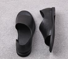Shallow Slip-On Sandal