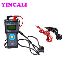 Fast Shipping Leakage Protector Tester ETCR8600 Digital Leakage Current Meter for online measuring the leakage operating current
