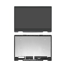 LCD Touch Screen Digitizer Assembly With Bezel For HP Envy x360 15-bp 15-bp000nx 15-bp000ur 15-bp001nc 15-bp001ne 15-bp001nf цены онлайн