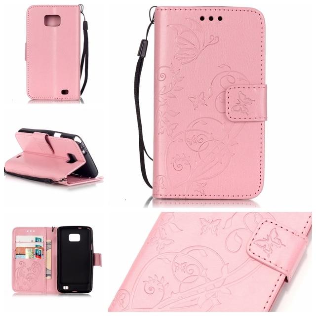 phone silicone box Flip Case for Samsung Galaxy S2 S 2 GalaxyS2 I9100 GT-I9100 GT-I9100M GT-I9100L GT-I9100T GT-I9100P GT-I9100G