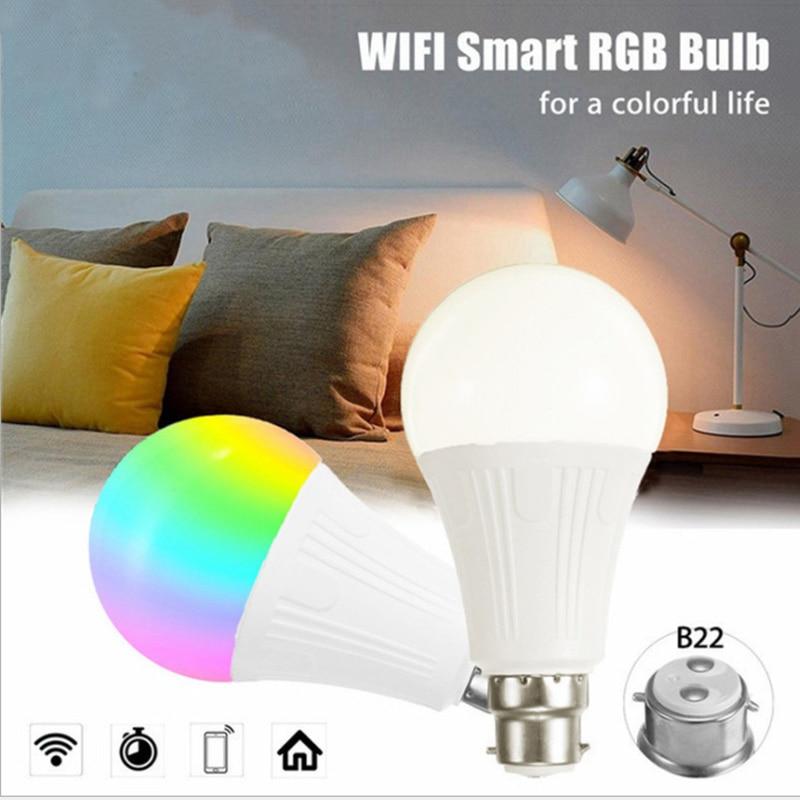 WiFi Smart LED Light Bulb E27/B22 Wireless Remote Control Lamp for Amazon Alexa CLH@8 лиф roxy essentials