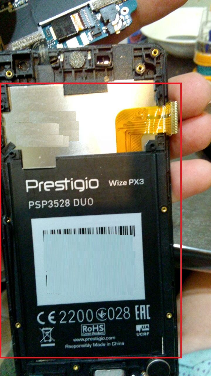 LCD Display For Prestigio Multipad Wize PX3 PSP3528 DUO Repair Replacement Parts Screen Free shipping цены онлайн