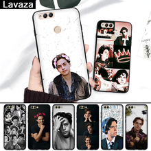 Lavaza American TV Riverdale Series Cole Sprouse Silicone Case for Huawei Honor 6A 7A Pro 7X 8 Lite 8X 8C 9 Note 10 20 9X