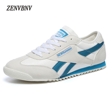 ZENVBNV Baru Pria Sneeakers Beberapa Sepatu Bernapas Laki-laki Sepatu Fashion Kasual Sepatu Chaussure Homme Zapatos Hombre Kekasih Luar