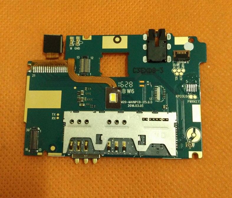 Carte mère d'origine 1G RAM + 8G ROM Carte Mère pour HOMTOM HT7 MTK6580 5.5 pouce 1280x720 HD Quad Core Livraison gratuite