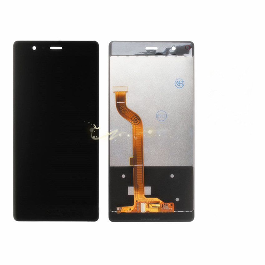 A LCD DIsplay + Touch Screen Digitizer Assembly Replacement For Huawei P9 free shipping