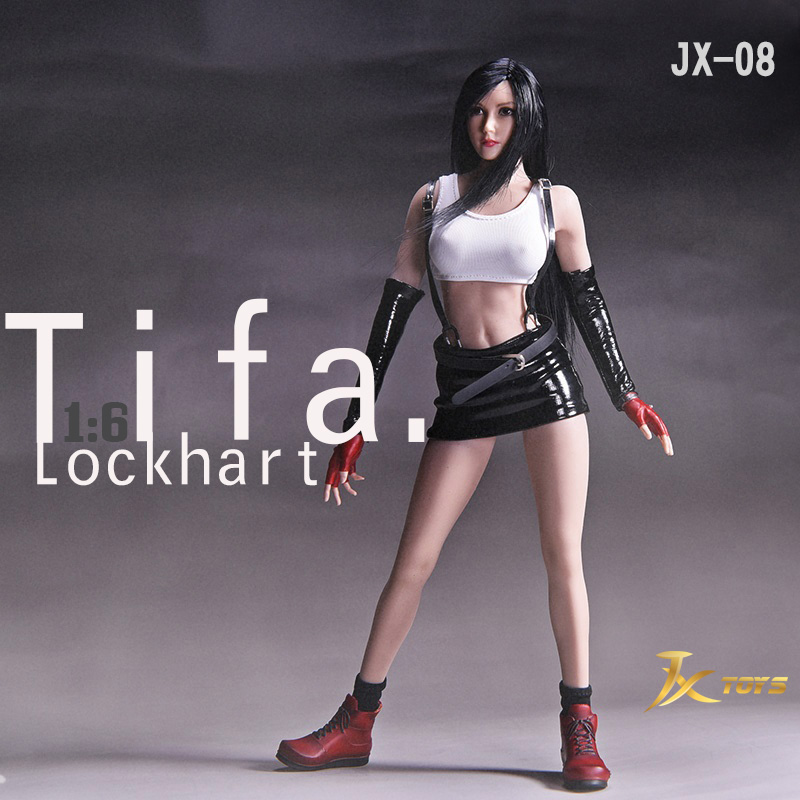 1/6 Fantasy Goddess Tiffa Sexy Movable Female Doll Hands Suitable Action Toy Figures Body