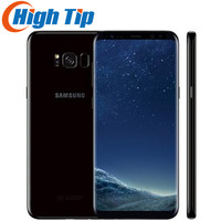 Samsung Galaxy S8 G955U S8 Plus 4G LTE Android Phone Octa Core 6 2 12MP RAM