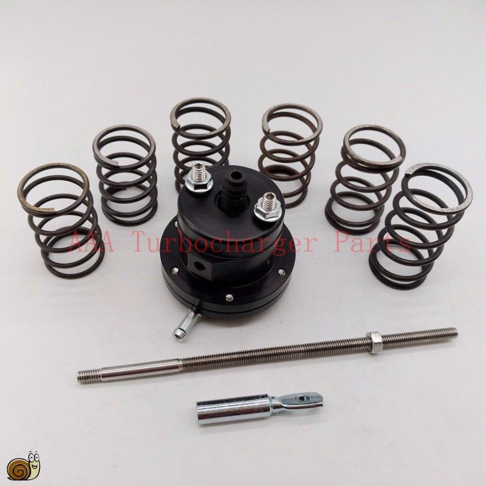 TB25/GT28/GT25/GT35 actionneur de porte à déchets Turbo réglable 6 x ressort, pièces de turbocompresseur AAA pour fournisseur de porte à déchets interne universel