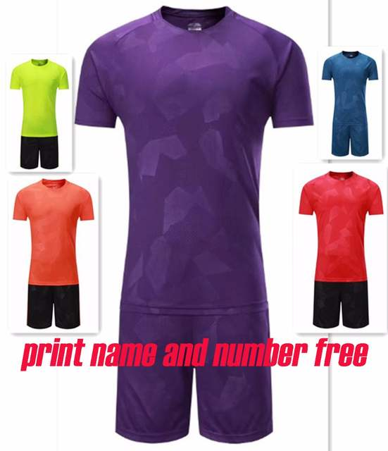 Online Shop New kids soccer sets boys football jerseys youth soccer kits  sports suits running uniforms can customized name and number  a8a37aca8
