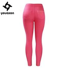 2040 Youaxon Women`s Celebrity Style Cute High Waist Stretch Skinny Denim Jean Pants Jeans For Woman