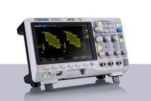 Siglent numérique oscilloscope SDS1102X avec décodage sans option 100 MHz 8 «TFT 1G Échantillon 14 M mémoire mieux DS1054Z, livraison gratuite