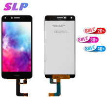 Skylarpu 5.5 inch Black Complete LCD for Huawei Y5 II Cell Phone Full LCD display with Touch screen Free Shipping(China)