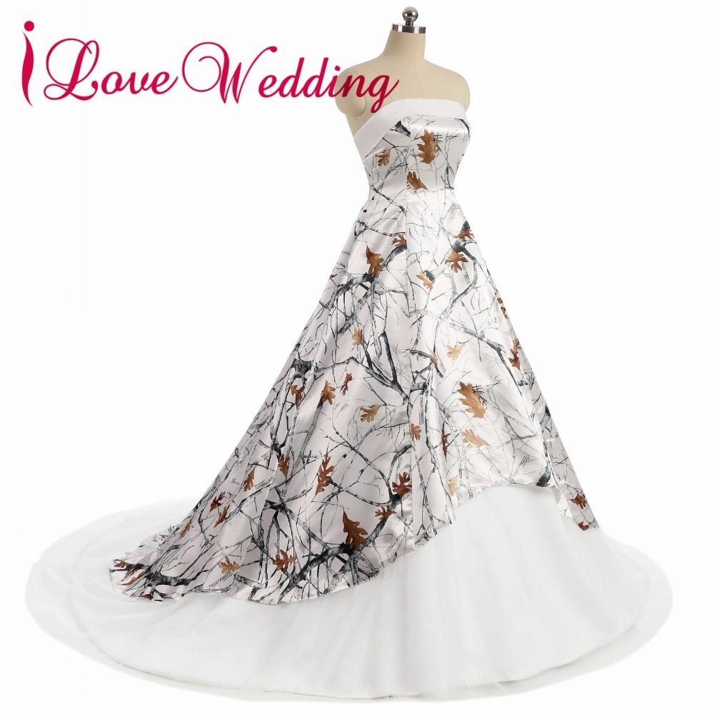 Beste Weiß Camo Hochzeitskleid Ideen - Brautkleider Ideen - cashingy ...
