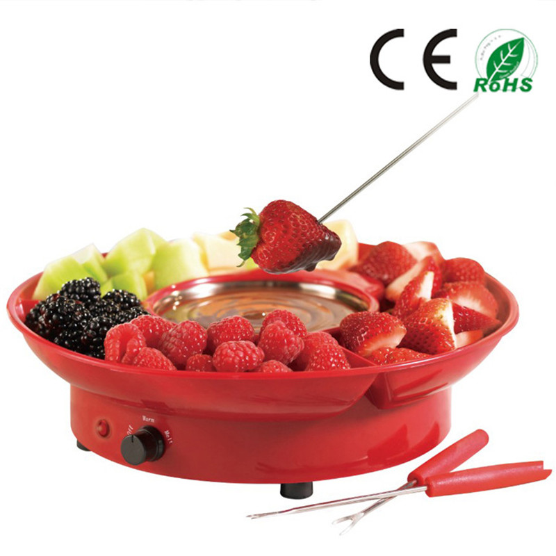 цена на 220V Household Automatic Chocolate Melting Furnace Chocolate Melting Boiler Pot Soap Furnace For Family Party