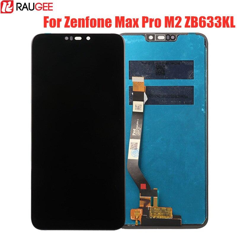 ZB633KL écran Lcd pour ASUS Zenfone Max Pro M2 ZB633KL écran Lcd numériseur écran tactile pour Zenfone Max Pro M2 écran tactile