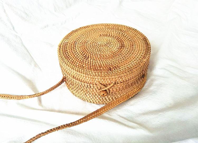 mulheres bohemian bali bolsa verão Ocasião : Versátil