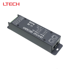 LT-855-12A;DMX-PWM CV LED Decoder;DC12-24V input;12A x1CH+0-10V*1CH output