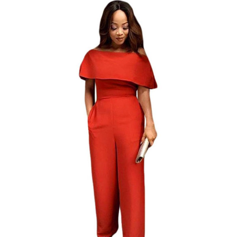 Online Get Cheap Sexy Orange Club Jumpsuit -Aliexpress.com ...