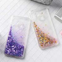 Glitter Liquid Case For Huawei Honor 8X Max Cases Honor 20 20s 8C 8A 9 10 Lite 7A 7C Play 3 5C 6C 7X Mate 10 20 lite Pro Note