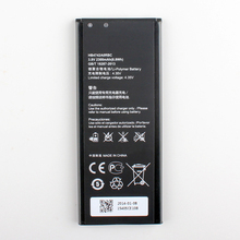 Original HB4742AORBC Rechargeable Li-ion phone battery For Huawei H30-T00 H30-T10 H30-U10 Honor 3c G730 G740 2300mAh все цены