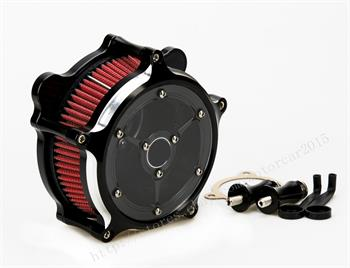 motocicleta Vezi filtrul de admisie Clarity Air Cleaner Pentru Harley Sportster 1200 fier 883 48 72 09-14
