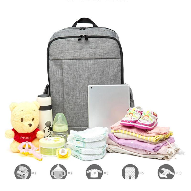 diaper bags multi-function mummy maternity nursing backpack Lattice Solid-color fashion baby stroller nappy care Pram Buggy bags 6 colors free shipping multi function inner container hobos nappy diaper baby diaper predelivery bags backpack hanging page 9
