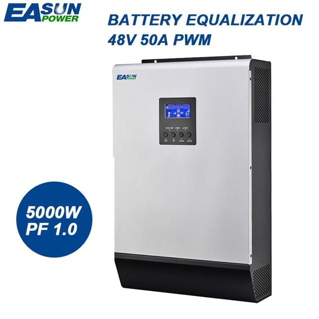Aliexpress Com Buy Easun Power Solar Inverter 5000w Pwm