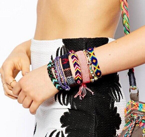 Bracelets  Bracelets: Wholesale 18k Gold Plated Crystal friendship bracelets bracelets for women gift  Free Shipping