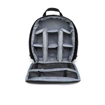 Camera Bag Digital Bag Waterproof Shockproof Breathable Camera Backpack For Nikon Canon Sony Small Video Photo Bag Backpack