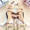В продаже 2016 новинка зима новорожденных девочек мальчиков жилет утолщение младенческой теплые жилеты A319