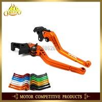 Adjustable Short/Long Brake Clutch Levers Motorcycle Accessories For HONDA VTR 1000F VTR1000F /FIRESTORM 1998 2005 2004 2003 CNC