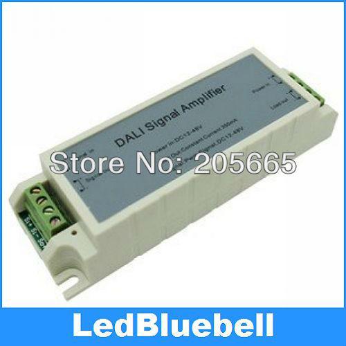 LED Controller DALI constant current load power expander Signal Amplifier  DC12~48V Input