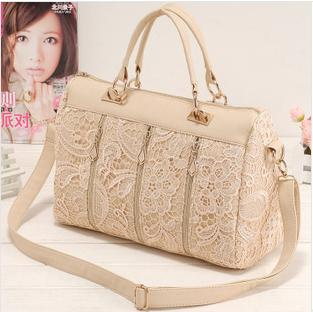 2017 Princess Lace Fashion Bag Women S Handbag Cross Body Messenger In Top Handle Bags From Luggage On Aliexpress
