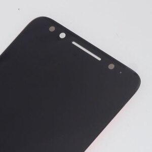 Image 5 - 100% מבחן עבור אלקטל 3X5058 5058A 5058I 5058J 5058T 5058Y LCD תצוגה + מגע מסך רכיבים digitizer תיקון חלקים + כלים