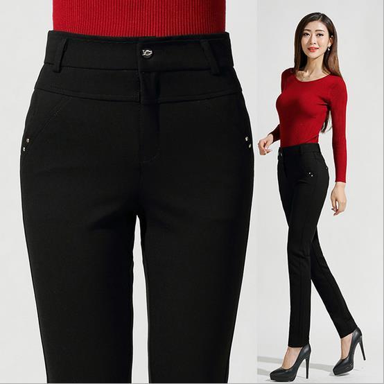 long black dress pants - Pi Pants