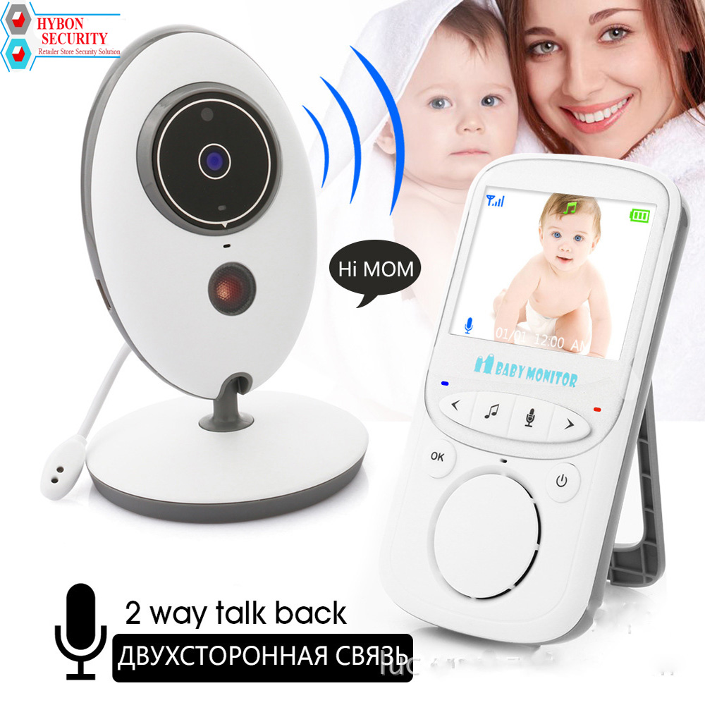 HYBON Camera Baby Telefoon Wireless Dbpower Camera Baby Monitor Radio Camara Agua Baby Walkie Talkie Babysitter 2.4 INCH