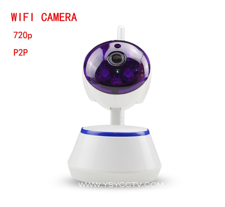 Smart Night Vision Edition IP Video Camera HD 1280*720  Mini WiFi for Smartphone Tablet PC Smart Home Life нивелир ada cube 2 360 home edition a00448