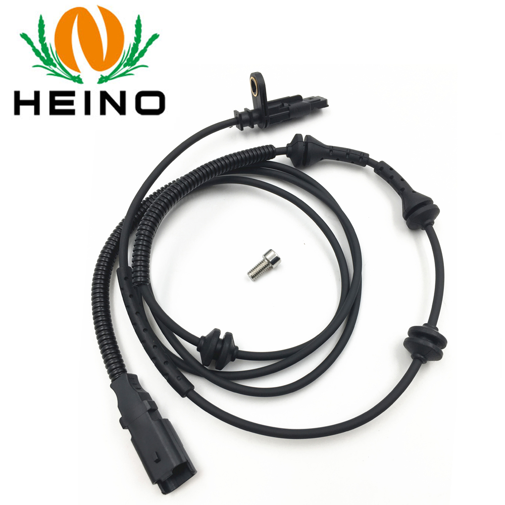 Rear Left And Right ABS Wheel Speed Sensor For CITROEN C6 PEUGEOT 407 6D SW Coupe Etc. 4545G7 4545C0