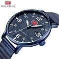Top marque de luxe Quartz montre hommes décontracté noir japon quartz montre en acier inoxydable visage en bois ultra mince horloge mâle Relogio nouveau|Montres à quartz| |  -
