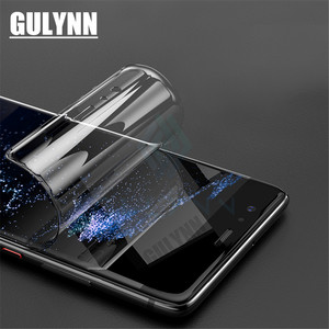 Soft Full Cover Hydrogel Film Protective For Huawei Honor 10 9 8 V10 Lite Screen Protector For Huawei P9 8 Lite 2017 (Not Glass)(China)