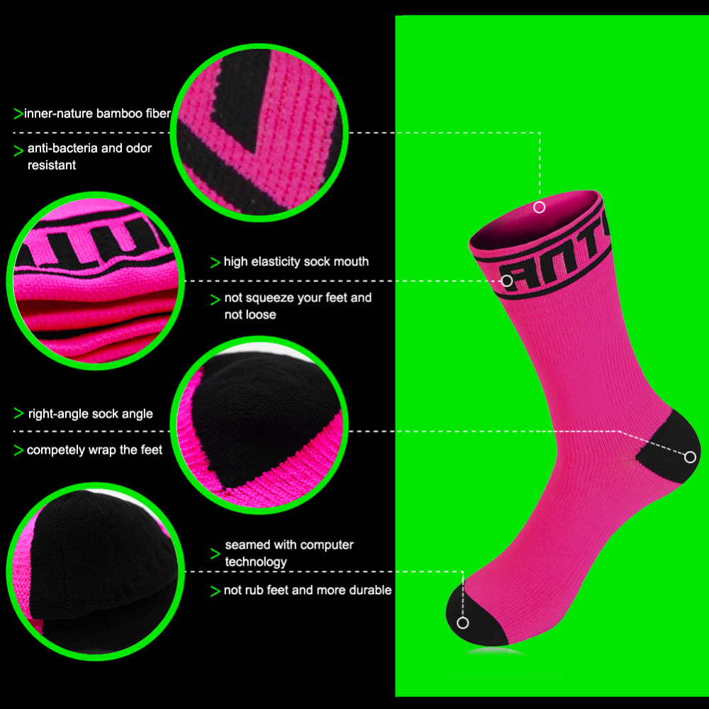 Women New brand Sports Waterproof Quick Drying Socks is suing Sports Socks Jogging Socks Cycling Hiking