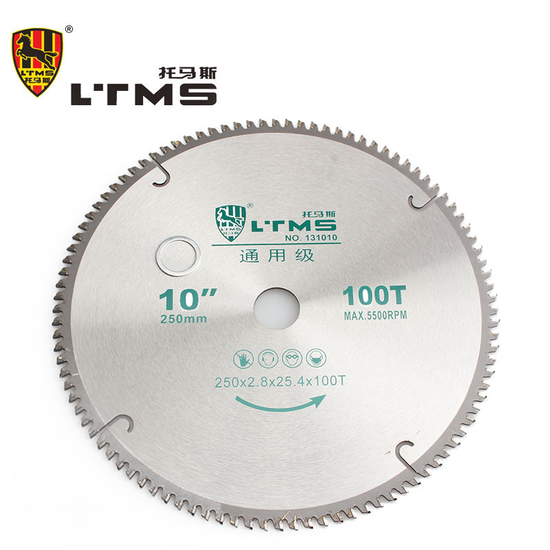 10*100T Steel material Circular saw blades multifunctional fast cutting wood manually hardware tool alloy circular saw blades  цены