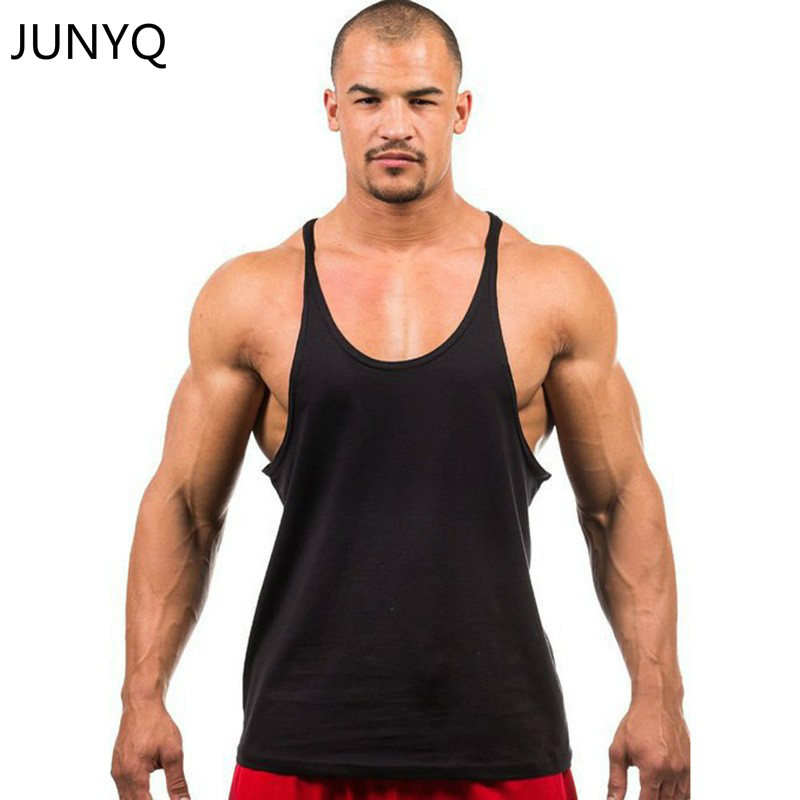 2019 New Brand clothing Bodybuilding Fitness Men Tank Top Golds Gorilla Wear Vest sportswear Undershirt